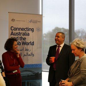 MESF hosts CAAR Visiting Fellow Dr Ibrahim Fraihat