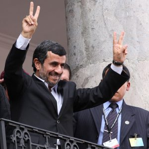 'Is Mahmoud Ahmadinejad about to make a political comeback?