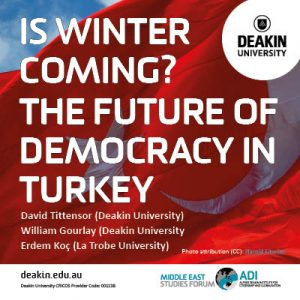 MESF panel event: Is Winter Coming? The Future of Democracy in Turkey