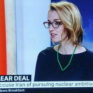 Dr Dara Conduit interviewed on ABC News Breakfast