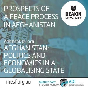 Prospects of a Peace Process in Afghanistan – Seminar Recording