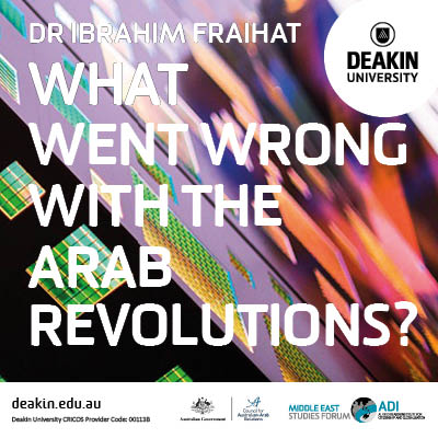 What went wrong with the Arab Revolutions?