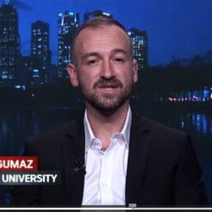 MESF PhD candidate Tezcan Gümüş interviewed on 3RRR