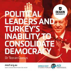 ICYMI: Dr Gumus examines Turkey's inability to consolidate democracy