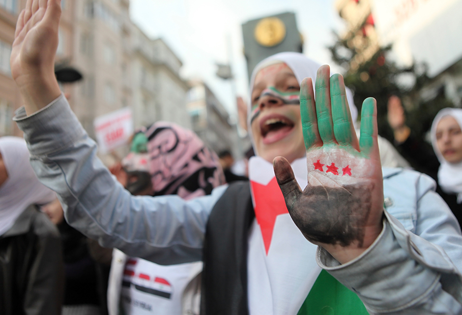 The voice of women is a revolution: Women in the Middle East's uprisings