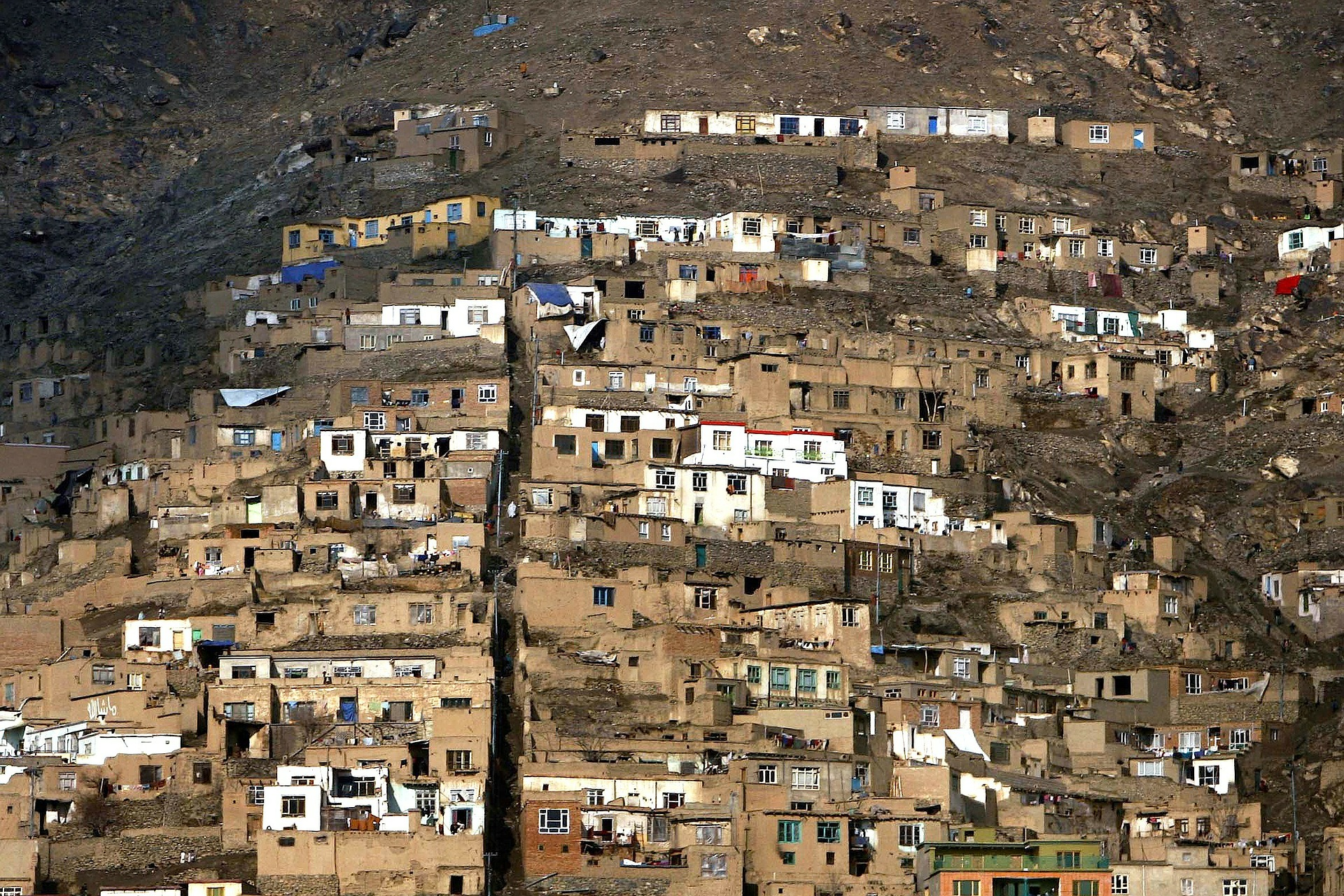 Negotiating Securitised Aid in the Fragile State of Afghanistan